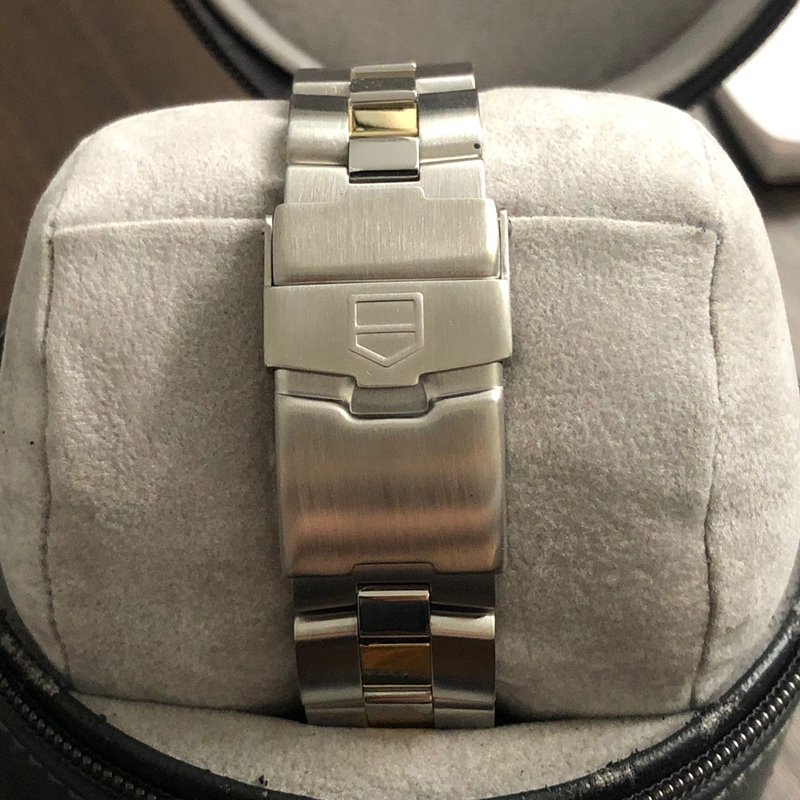 LACLEXIDRA Tag Heuer 2000 Exclusive WN1153-0 1